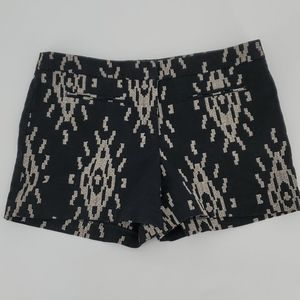 ABS Platinum Embroidered Shorts Size 8
